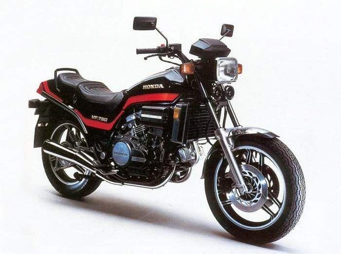 Honda VF750C Magna V45 (1984-86)