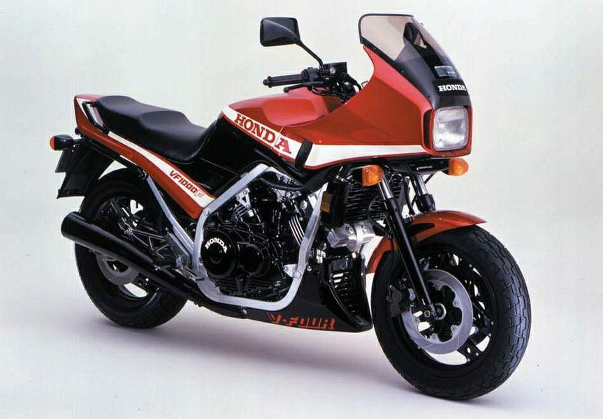 Honda VF1000F (1985)