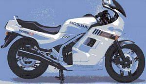 Honda VF1000F II (1985)