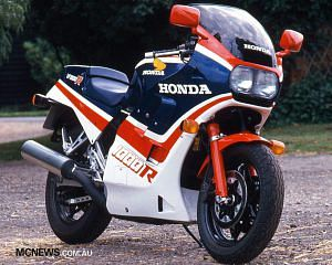 Honda VF1000R (1985)