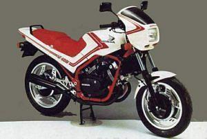 Honda VF400F (1982-83)