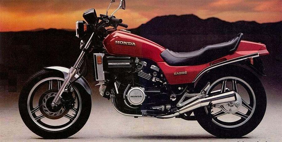 Honda VF400 Magna V40 (1984-85)