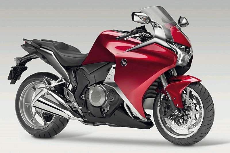Honda VFR1200 DCT (2010)