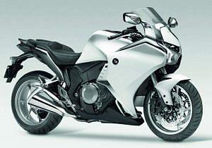 Honda VFR1200 DCT (2011)