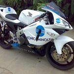 Honda VFR400R (2007)