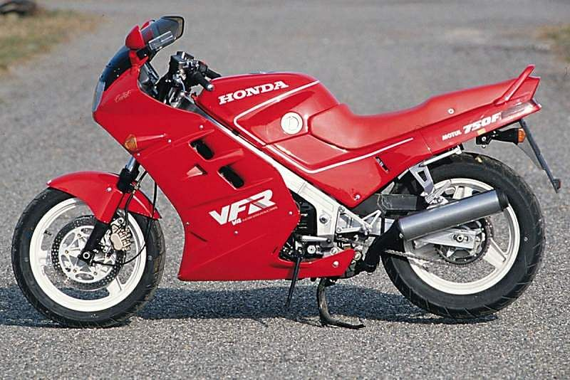 Honda VFR750F RC24 (1989)