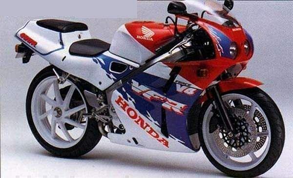 Honda VFR400R (1990)