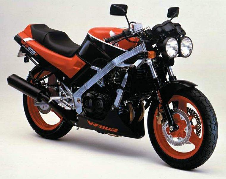 Honda VFR400Z (1987)