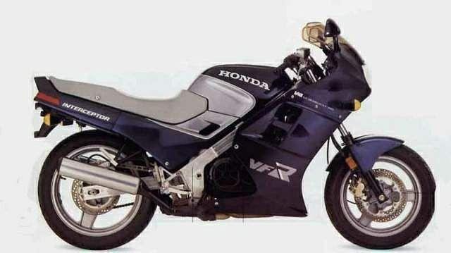 Honda VFR700F (1986-87)