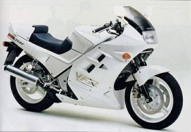 Honda VFR750F RC24 (1988)