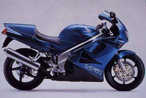 Honda VFR 750F (1997)