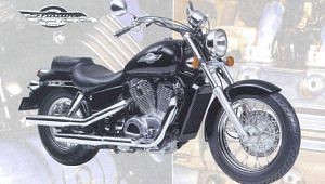 Honda VT 1100C3 Shadow Aero (2000-04)