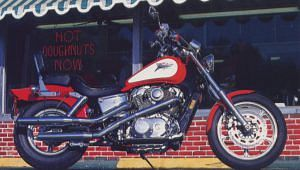 Honda VT1100C Shadow (1991-95)