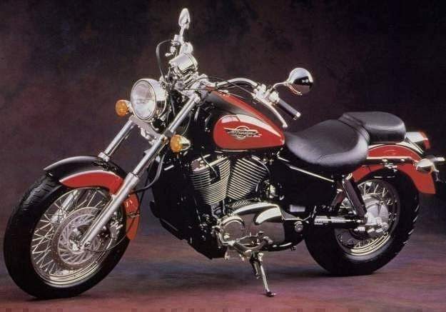 Honda VT1100C2 Shadow Ace (1992-94)
