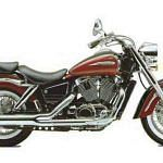 Honda VT 1100C3 Shadow Aero (1998-99)