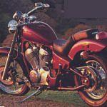 Honda VT600C Shadow (1991-93)