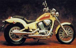 Honda VT600C Shadow (1988-90)