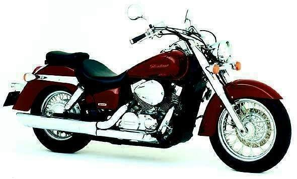 Honda VT750 Shadow (2004-06)