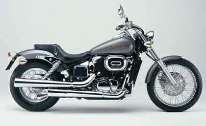 Honda VT 750 DC Black Widow (2004-05)