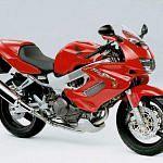 Honda VTR 1000F Firestorm (2001-02)