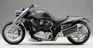 Honda VTX Cruiser Concept 1 (2004)