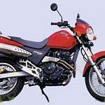 Honda Vigor 650 (1999)
