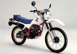 Honda XL125R (1985)