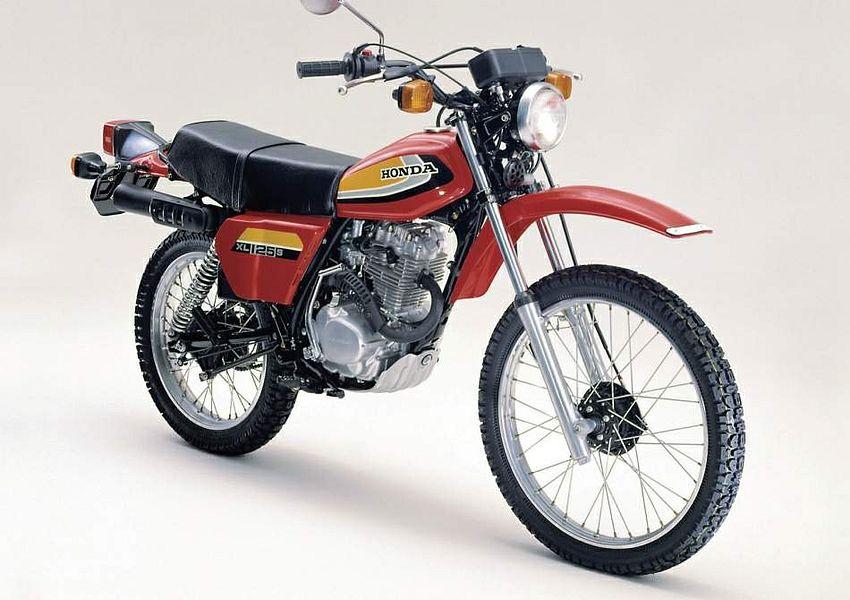 Honda XL125S (1979-80)