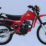 Honda XL200R (1984)