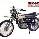 Honda XL250 (1972-73)