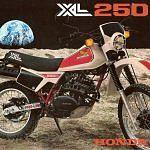 Honda XL250R (1983)