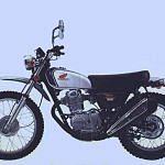 Honda XL 350 (1974-75)