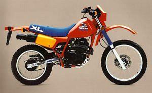 Honda XL350R (1985)