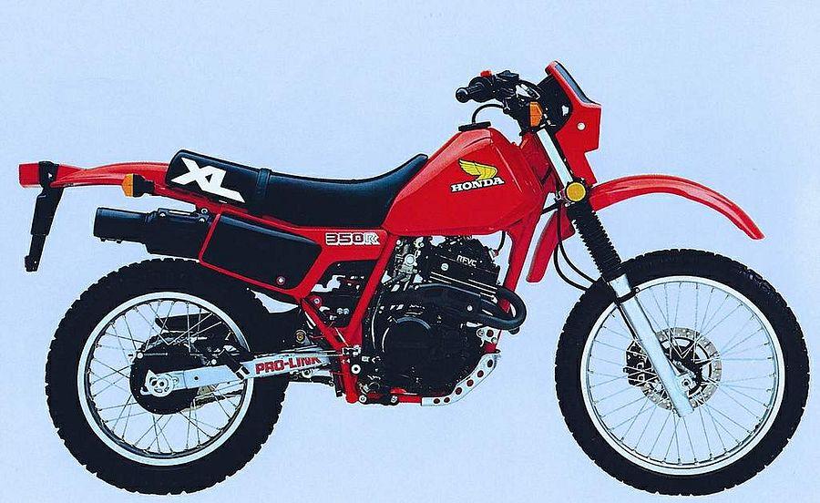 Honda XL350R (1984)