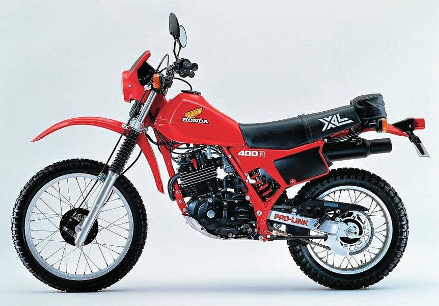 Honda XL350R (1982)