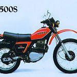 Honda XL500S (1980)