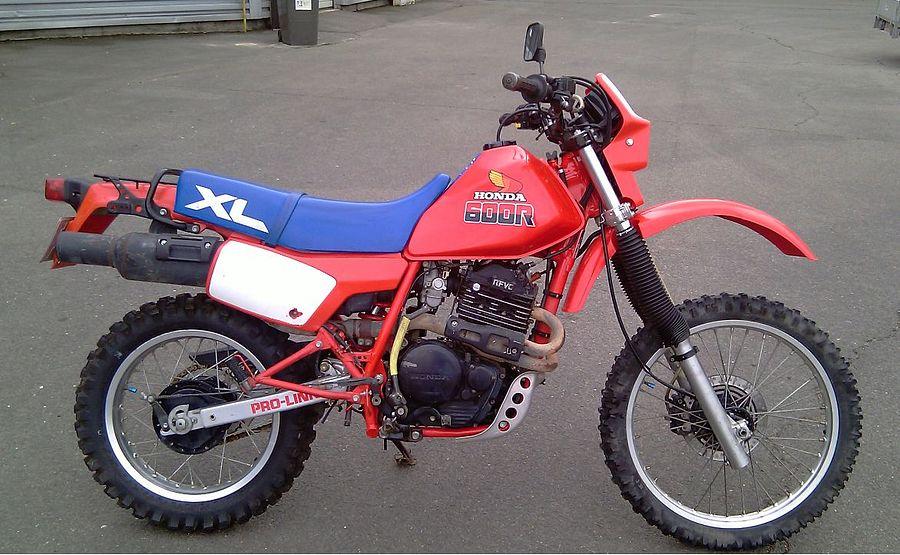 Honda XL600RM (1986)
