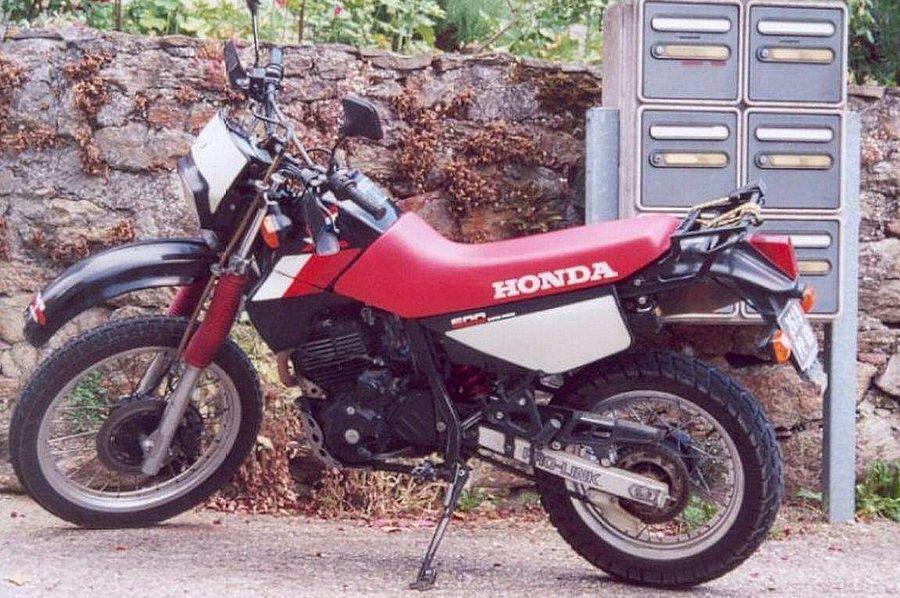 Honda XL600RM (1989)