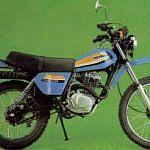 Honda XL125S (1977-78)
