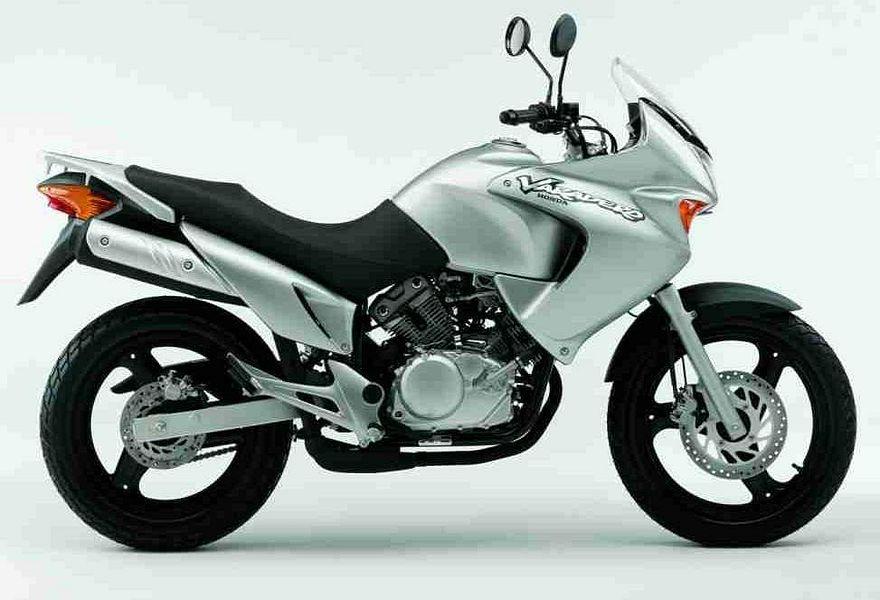 Honda XL125V Veradero (2001-02)