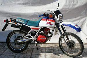 Honda XL200R (1985)