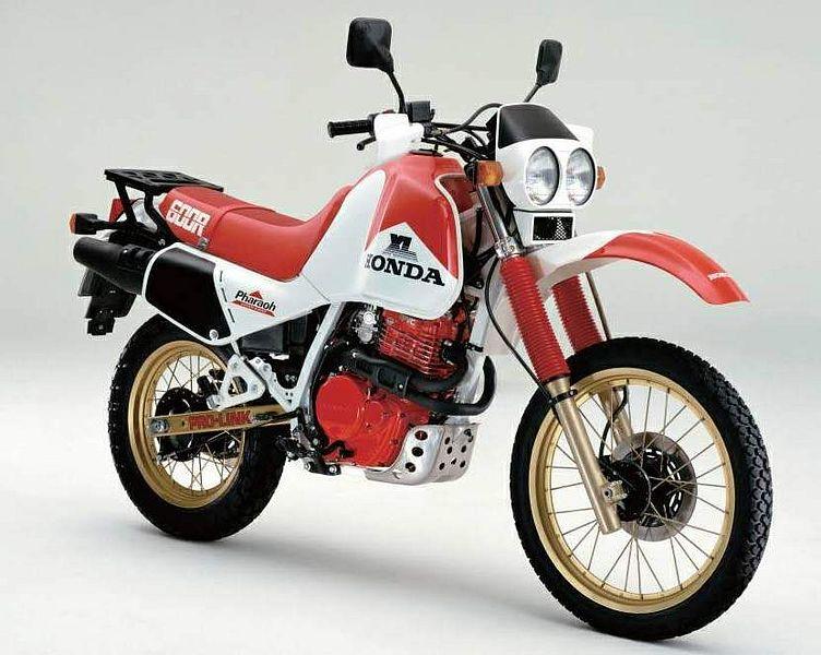 Honda XL600LM (1986)