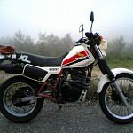 Honda XL600R (1984)