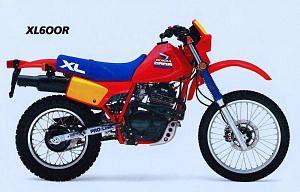 Honda XL600R (1985)
