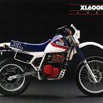 Honda XL600RM (1987)