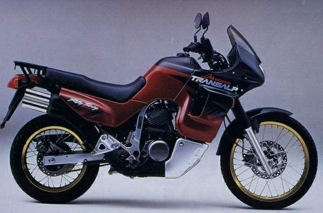 Honda XL 600V Transalp (1995)