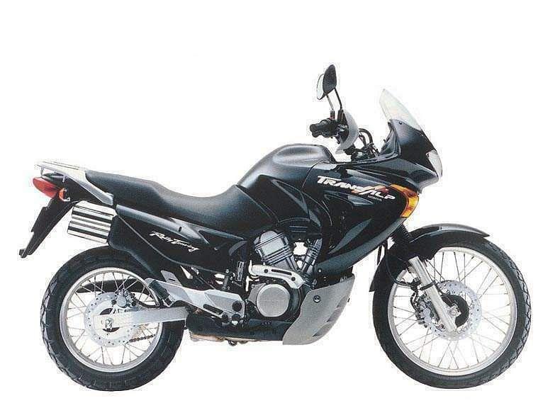 Honda XL650V Transalp (2001-02)