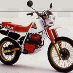 Honda XLR250R (1987-88)
