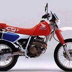 Honda XLR250R (1989-90)