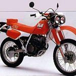 Honda XLR250R Baja (1987)